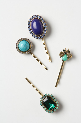 Anthropologie Hairpins