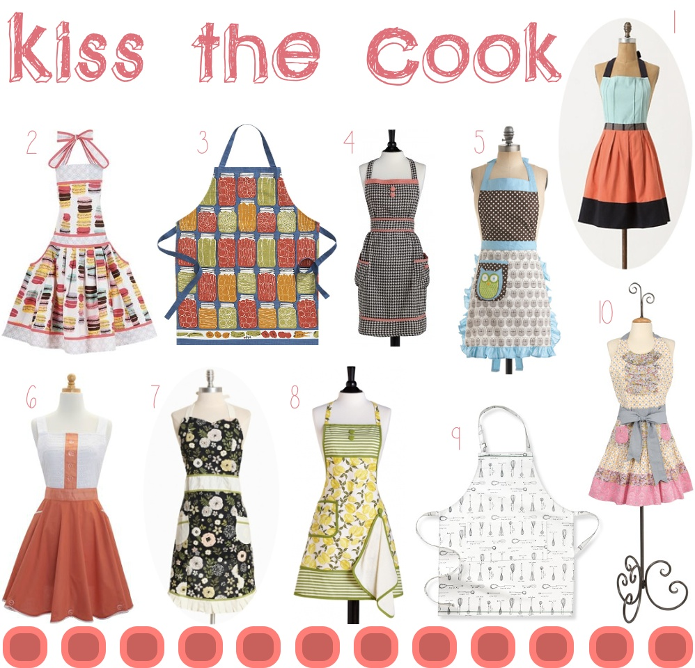 Marianne mcgoldrick 39 s portfolio freelancer and owner of for Anthropologie cuisine couture apron